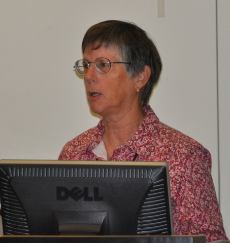 "Dr. Pat Swain - MA Rare and Endangered Species Program ""NHESP Priority and Exemplary Forested Natural Communities in Massachusetts - How Massachusetts Protects Rare and Endangered Species"""